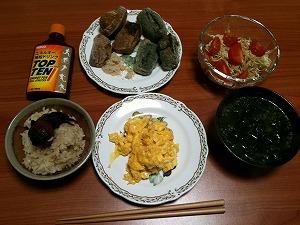 20100418-朝飯