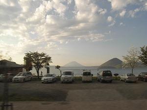 洞爺湖2010-04