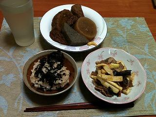 20101027-晩飯