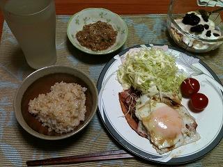 20101030-朝飯