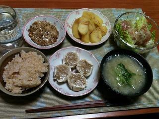 20110110-晩飯