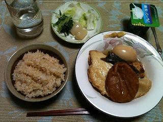 20110111-朝飯