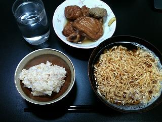 20110111-晩飯