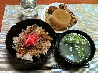 20110112-晩飯