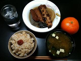20110113-晩飯