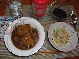 20110728-朝飯