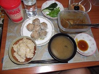 20110729-朝飯