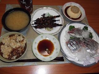 20110729-晩飯