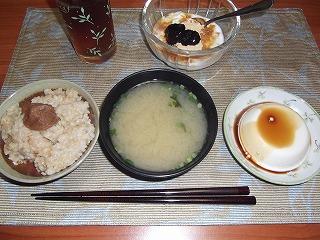 20110730-朝飯
