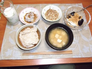 20110927-朝飯