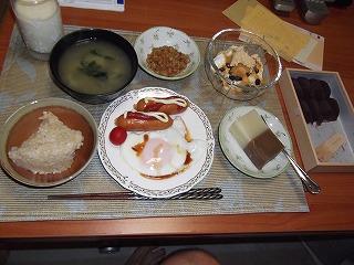 20111024-朝飯