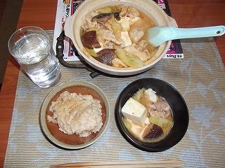20111024-晩飯
