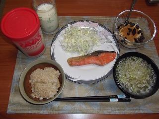 20111025-朝飯