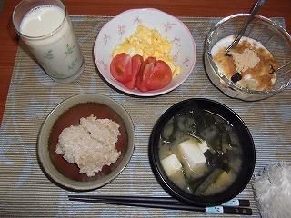 20111027-朝飯