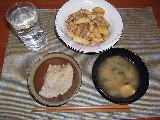 20111027-晩飯