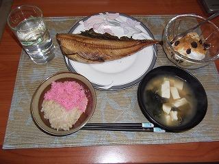 20111028-朝飯