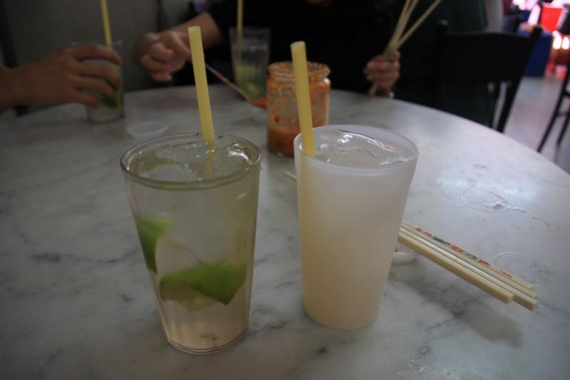 2つの飲みモノ