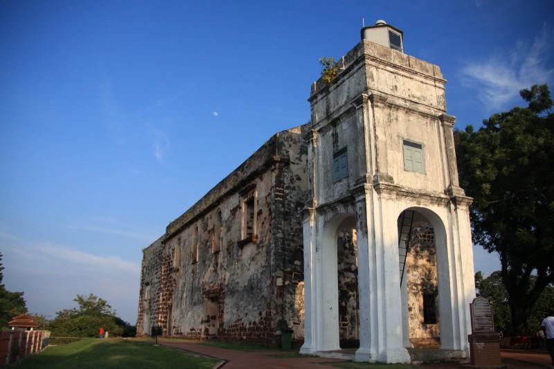 セントポール教会1