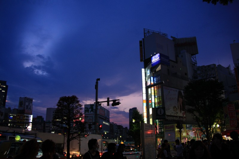 Signの夜