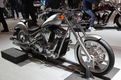 名古屋モーターショー2009 ホンダVTX1300