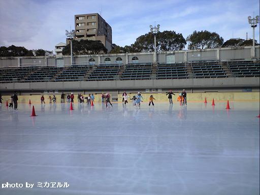 ちびスケート教室最終日CA391336