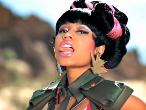 Nicki Minaj ft. Sean Garrett #8211; Massive Attack [Snippet] (Tags)