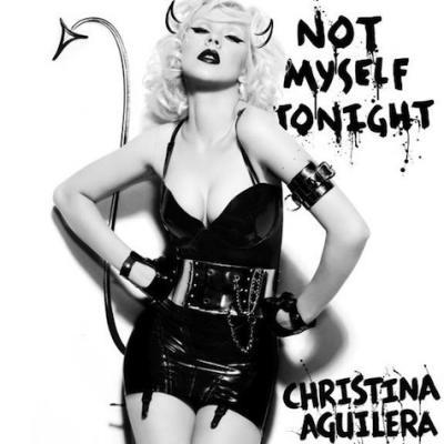 Christina Aguilera- Not Myself Tonight [CDQ]