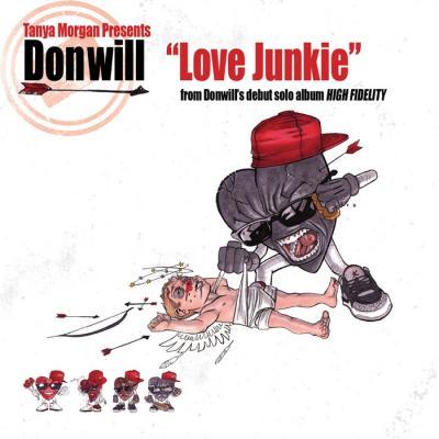Donwill Love Junkie (Wallpaper Remix) (feat.