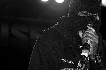 Crooked I ft. K-Young #8211; Go Hard Or Go Home