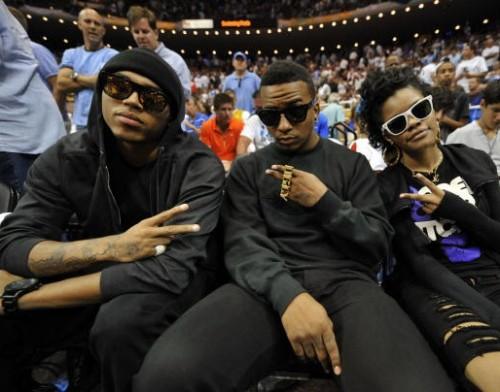Chris Brown- Favor (Ft. Lonnie Bereal  Teyana Taylor) [Tags]