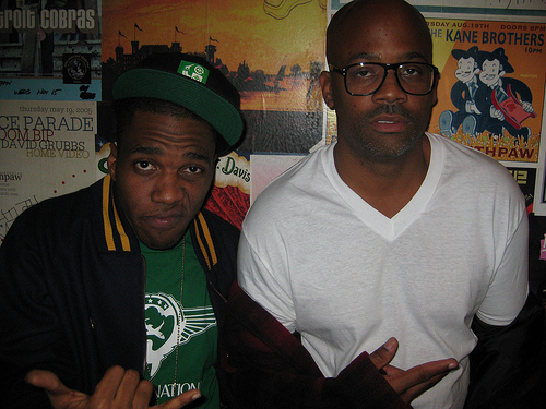 Curren$y Ft. Nate Dogg  Nijay #8211; Let's Get It Crackin'