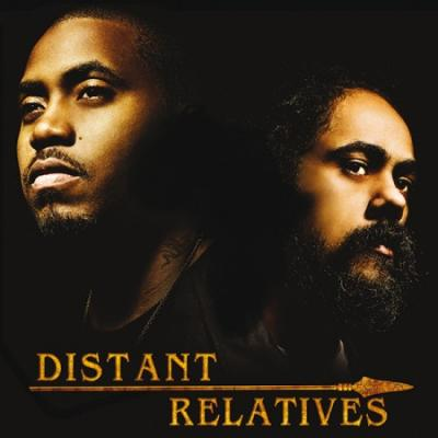 Nas  Damian Marley- The Promised Land (ft. Dennis Brown)
