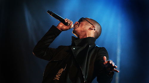 B.o.B. Ft. Lupe Fiasco #8211; Past My Shades