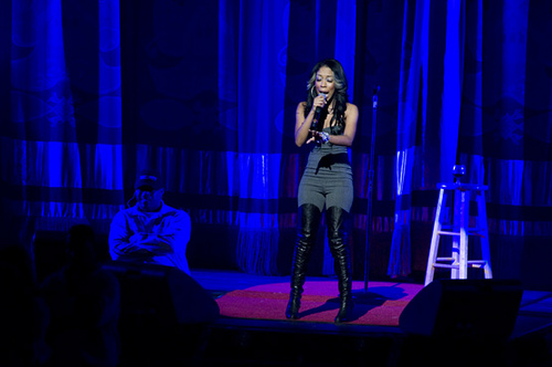 "K. Michelle #8211; Beautiful Girl (""Nothin On You"" Female Cover)"