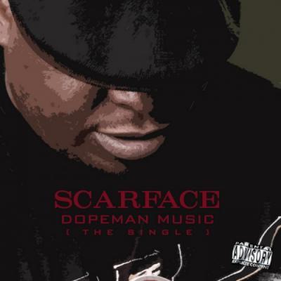 Scarface Dopeman Music (feat. Monk Kaza x B. James)