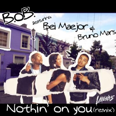 B.o.B. Ft. Bei Maejor  Bruno Mars #8211; Nothin On You (Remix)