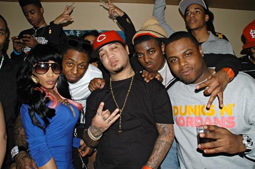 Jae Millz- Pussy Niggaz (Ft. Lil Wayne) [No DJ]