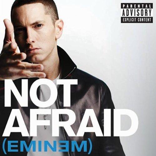 Eminem- Not Afraid (Single Cover)