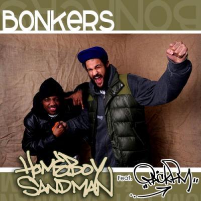 Homeboy Sandman ft. PackFM- Bonkers