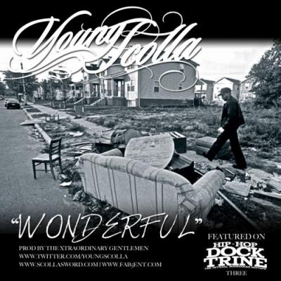 Young Scolla#8211; Wonderful (prod. Tecknowledgy) [No DJ]