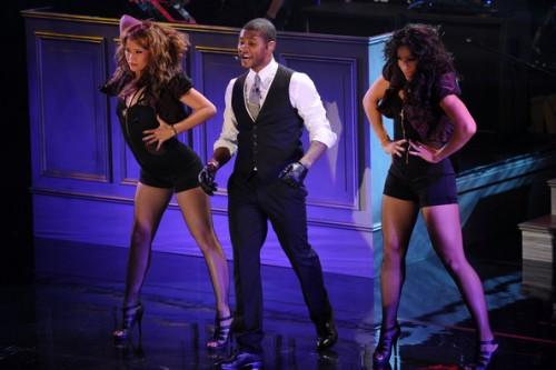Usher- Private Dancer