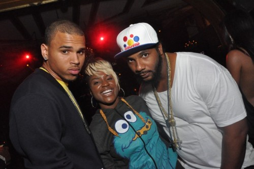 Ester Dean Ft. Chris Brown- Love Suicide