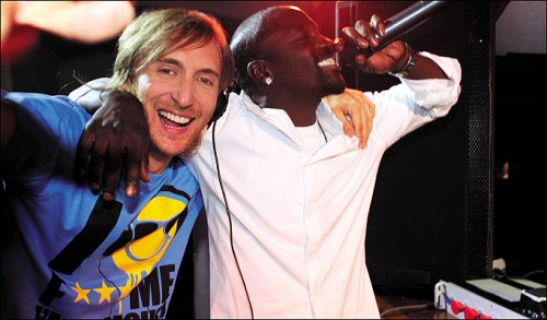 David Guetta x Akon x Avant x Frankie J