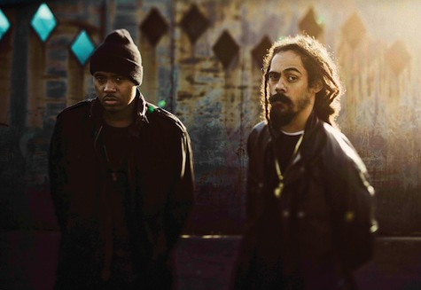 Nas  Damian Marley- Ancient People (Ft. Junior Reid) [Bonus Track]
