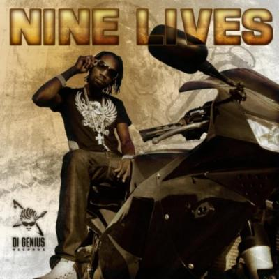 Mavado- Nine Lives (prod. by Di Genius)
