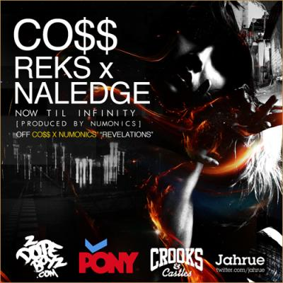 Co Now Til Infinity (feat. Reks x Naledge) (prod. by Numonics)