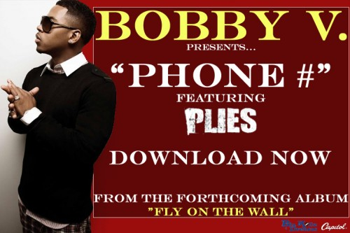 Bobby Valentino- Phone # (Ft. Plies) (Mastered)