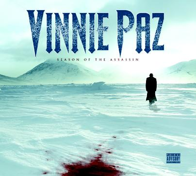 Vinnie Paz- Keep Movin' On (prod. by MoSS)