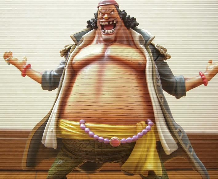 リペイント黒ひげ