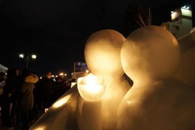 小樽雪あかりの路4